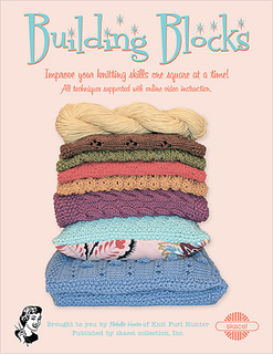 Building Blocks by Michelle Knit-Purl Hunter