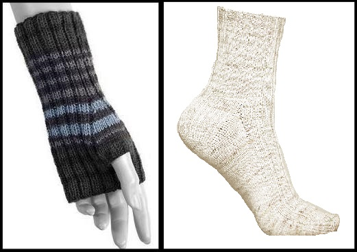 Socks or Mitts?