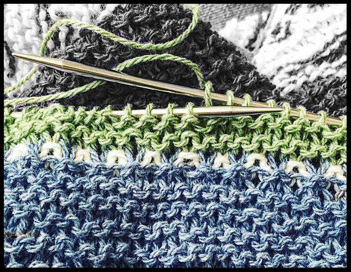 Learn to Knit Again!!