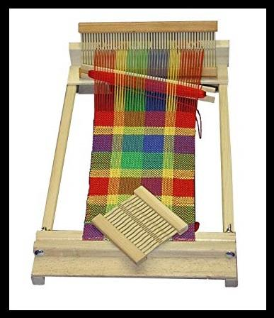 Get comfortable, get weaving!