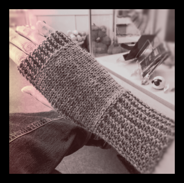 Toasty-warm hands are a Good Thing!